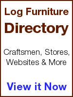 log furniture directory
